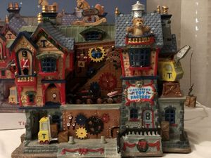 The 2005 collection Carole towne toy factory, Christmas decoration for Sale in Phoenix, AZ