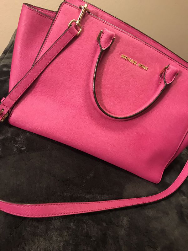 6dadf7ca5191 Authentic Pink MK Purse for Sale in Vacaville