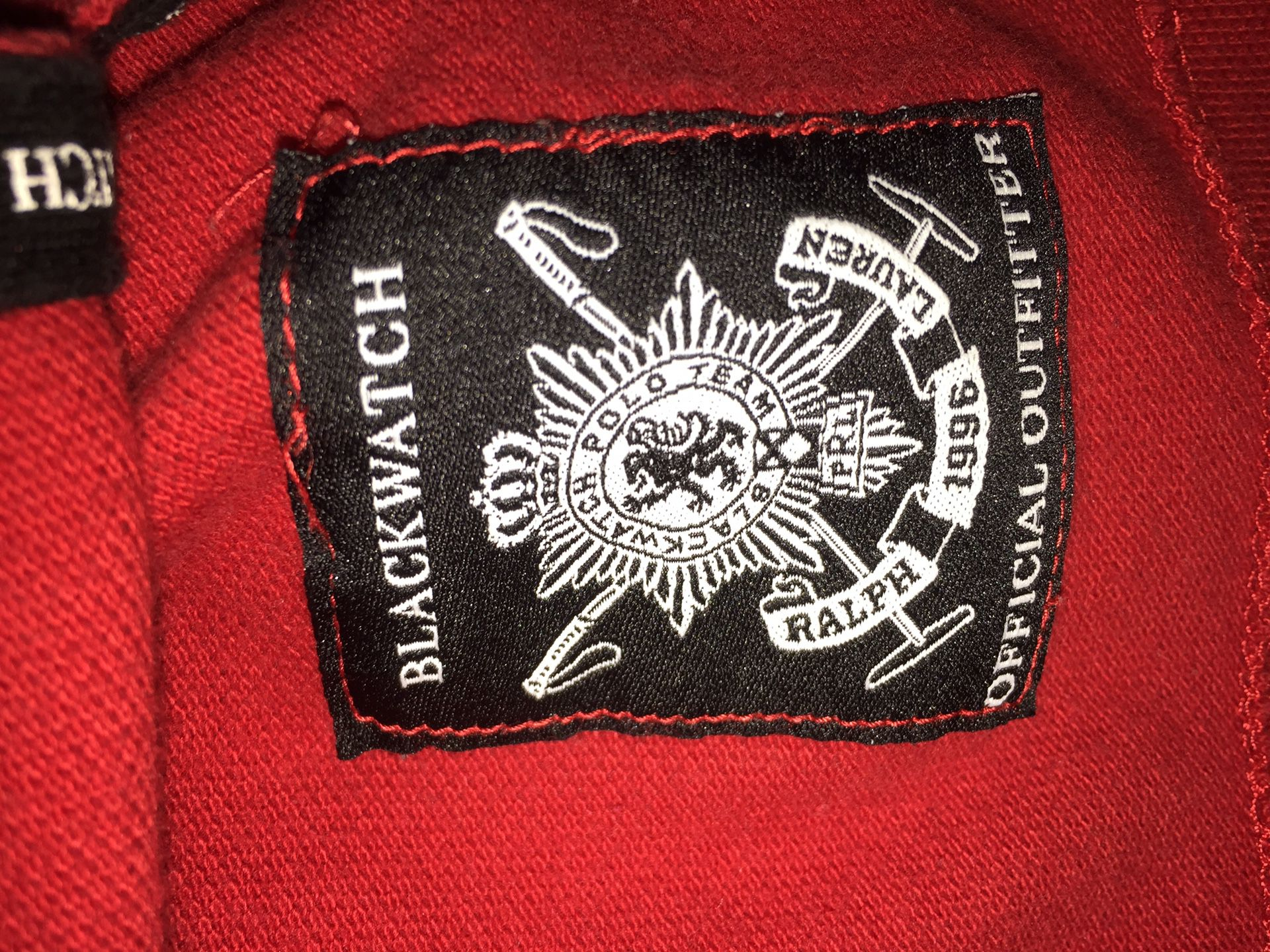 Black Watch Polo Ralph Lauren