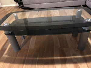 Glass table for Sale in Dallas, TX