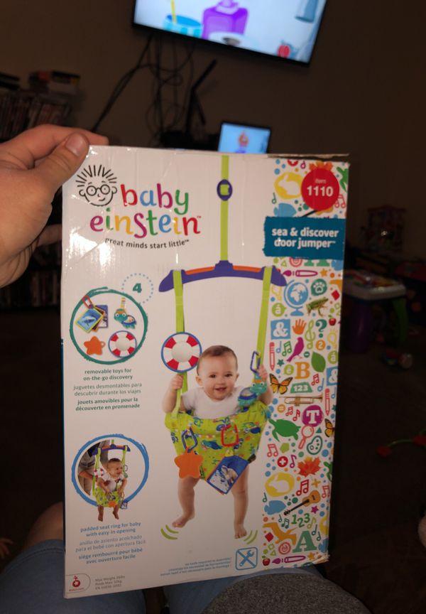 d2145429a537 Baby Einstein Baby Door Jumper for Sale in Tampa