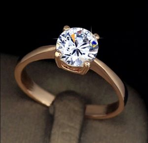 New 18 k Gold Engagement ring wedding ring set for Sale in Orlando, FL