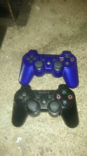 Ps3 duel shock controllers for Sale in Silver Spring, MD