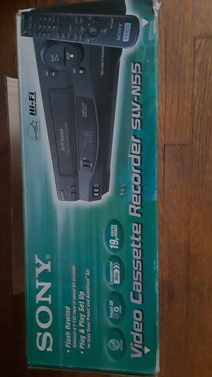 Video cassette recorder for Sale in Falls Church, VA