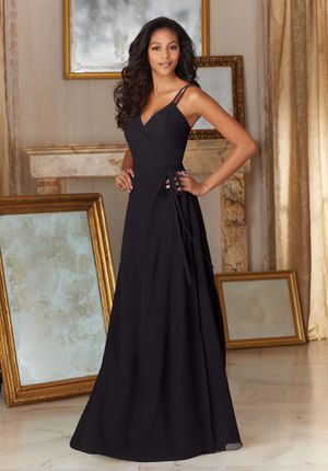 Mori Lee Formal Dress #144 Dove Grey for Sale in Silver Spring, MD