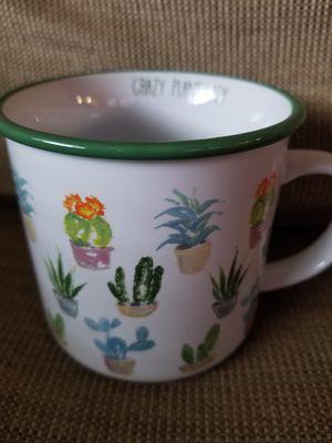 New succulent mug for Sale in Fallbrook, CA