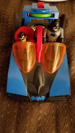 Photo Imaginezt Batman car