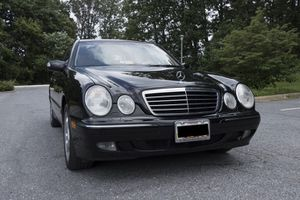 2001 Mercedes Benz E-430 (V8) - Clean for Sale in Monrovia, MD