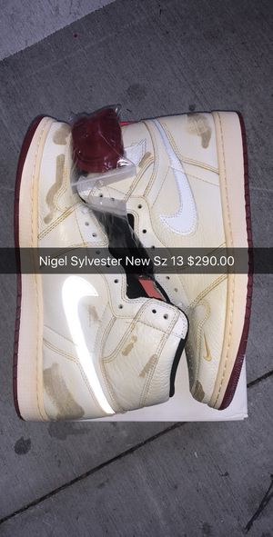 Jordan 1 Nigel Sylvester for Sale in Miami, FL