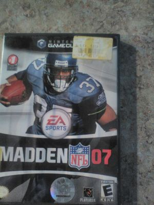Madden NFL 7 game cube game for Sale in Silver Spring, MD