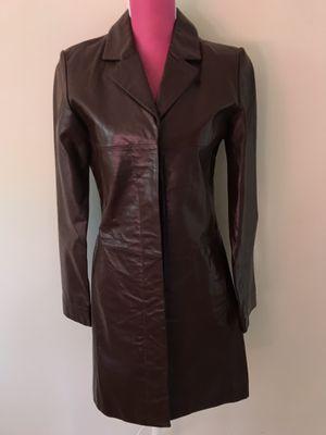 Woman Wilson's Leather Maxima Coat Jacket Size S for Sale in Alexandria, VA