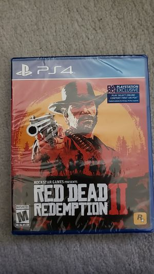 Read Dead Redemption 2 for Sale in Alexandria, VA
