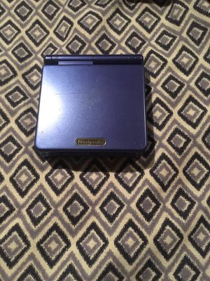 Nintendo gameboy advance sp for sale  Jenks, OK