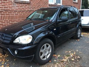2001 ML430 Bad Motor—4Parts Only for Sale in Bronx, NY