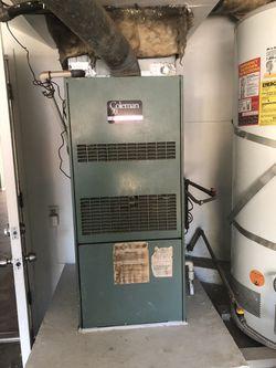 Heating and air conditioning Thumbnail