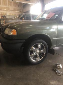 2002 Mazda Truck Thumbnail