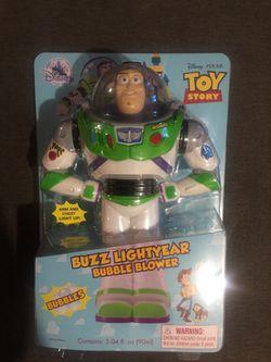 Disney Buzz Lightyear toy. Thumbnail