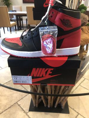 Photo Air Jordan 1 Homage to Home Numbered SZ 12 DS