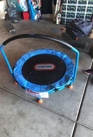 Little tikes trampoline for Sale in Phoenix, AZ