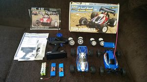 team associated rc18t and rc18b for Sale in Huntington Park, CA