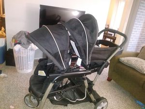 Double stroller for Sale in Aspen Hill, MD