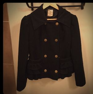 Tulle short pea coat for Sale in Nashville, TN
