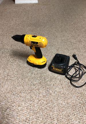 Drill DEWALT 18V for Sale in Washington, DC
