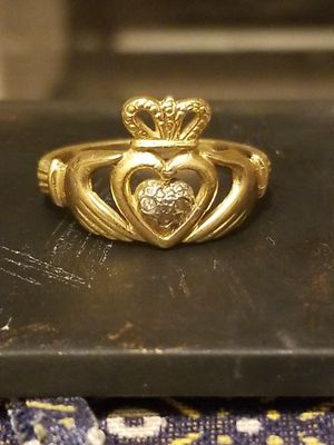 WOMEN GOLD RING for Sale in Springfield, VA