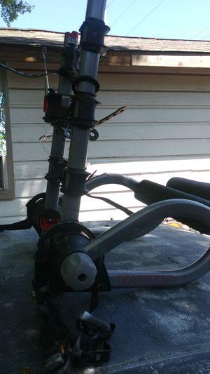 Photo Yakima bike rack for car ( all there)