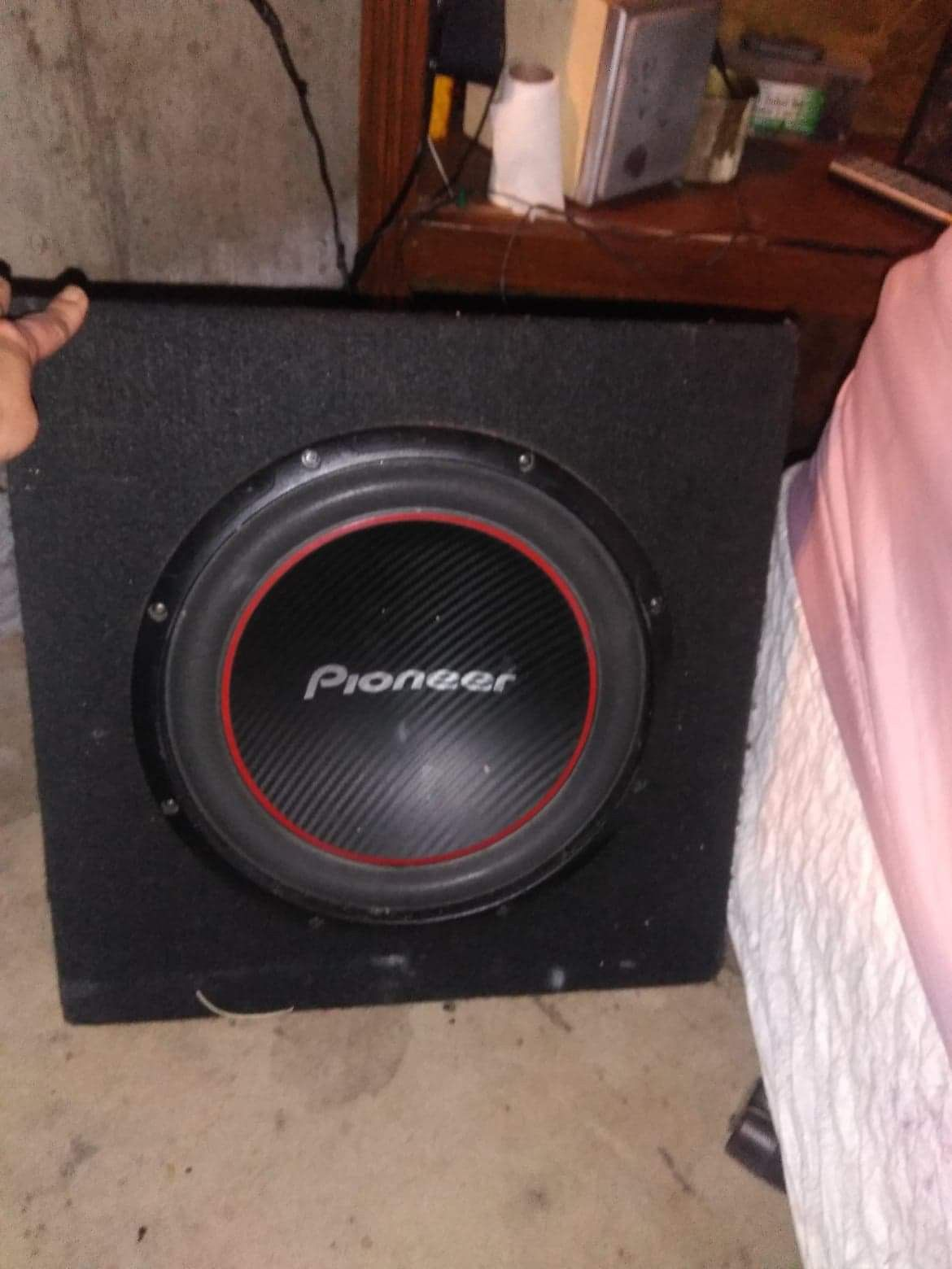 12-inch pioneer
