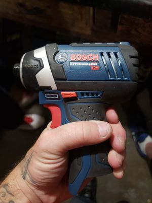 "Bosch 1/4' impact and Hitachi 1/4 "" pact for Sale in St Louis, MO"