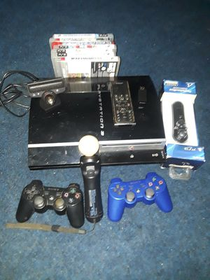 PS3 and all the fixin's for Sale in Washington, DC
