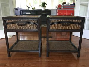 Nightstands, side tables. for Sale in Fairfax, VA