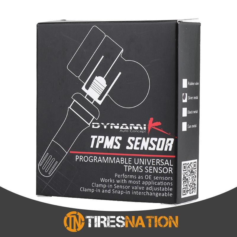 (4) Tire Air Pressure Sensor TPMS Metal Valve For Nissan Altima 2006-11