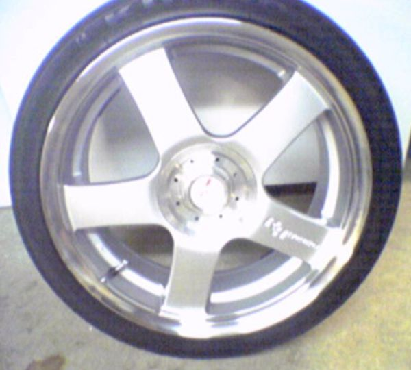 2006 Acura Tl For Sale In Kent Wa: Racing Hart C5 19inch Rims For Sale In Vernon, CA