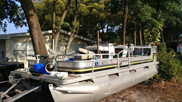 1989 20 ft.pontoon boat for Sale in Winter Haven, FL - OfferUp