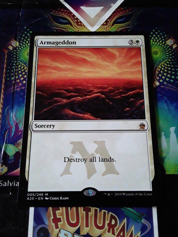 Armageddon MTG