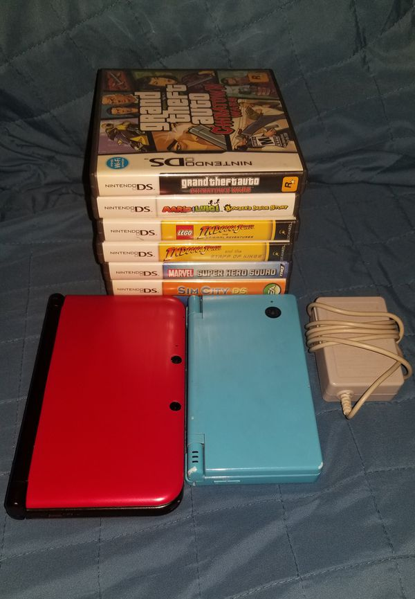 Modded 3ds XL and Ds with games for Sale in North Las Vegas, NV - OfferUp