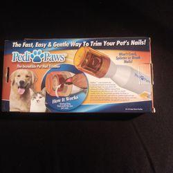 Pedi PAWS Nail trimer  Thumbnail