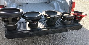 """Memphis Mojos 15"""" Subs for Sale in Walkersville, MD"""
