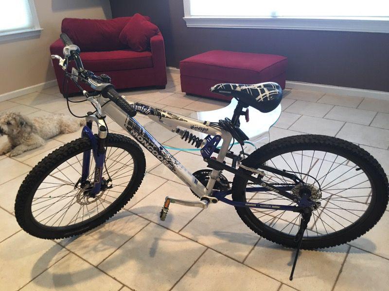 Bike Mongoose