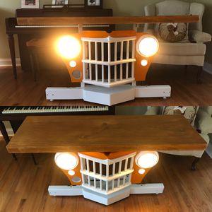 Custom Jeep Willys Entryway table. for Sale in Leesburg, VA