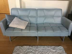 Mint Green Futon For In Durham Nc