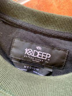 10 deep crewneck sz medium Thumbnail