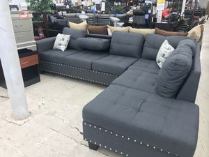 LIVING ROOM SET 2 PC SECTIONAL ON SALE for Sale in Hyattsville, MD