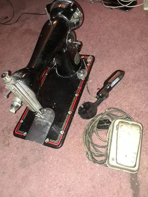 vintage precision sewing machine for Sale in Las Vegas, NV