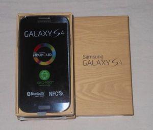Samsung Galaxy S4 - Factory Unlocked - Comes w/ Box + Accessories & 1 Month Warranty for Sale in Falls Church, VA