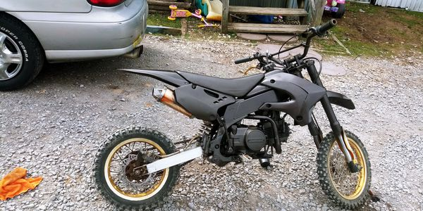 160cc dirt bike suzuki 2012 model