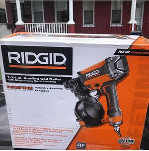 BRAND NEW IN BOX ...2 roofing nail guns for sale $150.00 each OBO for Sale in Catonsville, MD