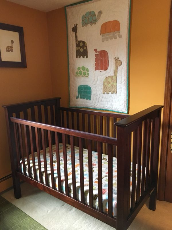 Cribtoddler Bed Pottery Barn Kids Crib For Sale In Braintree